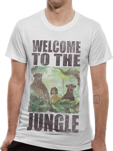 "Disney - Jungle Book ""Welcome to the Jungle"" - S/M/L/XL - Gloriously Geek"