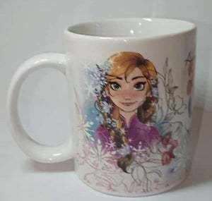Mug - Disney - Frozen Anna & Elsa - Gloriously Geek