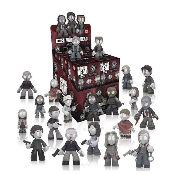 Funko - Mystery Minis - The Walking Dead: In Memorium - Gloriously Geek