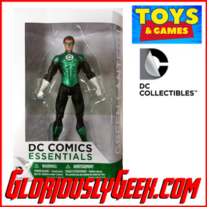 Toys - DC Collectibles - DC Comics Essentials - Green Lantern