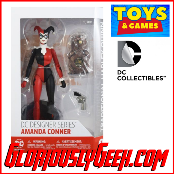 Toys - DC Collectibles - DC Designer Series - Classic Harley Quinn