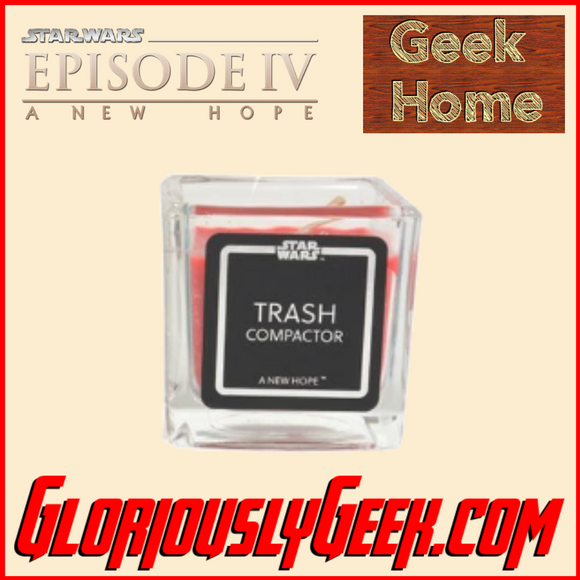 Home - Star Wars - A New Hope Candle - Trash Compactor