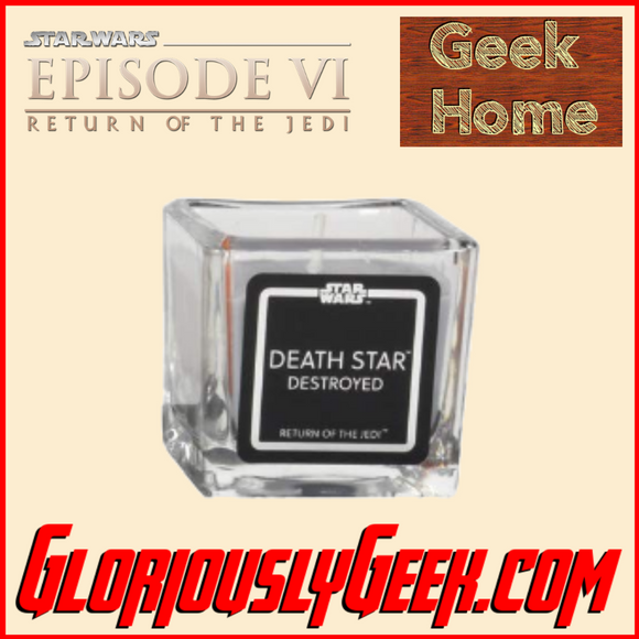 Home - Star Wars - Return of the Jedi - Death Star Destroyed