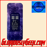 Gifts - Doctor Who - Tardis Pencil Tin