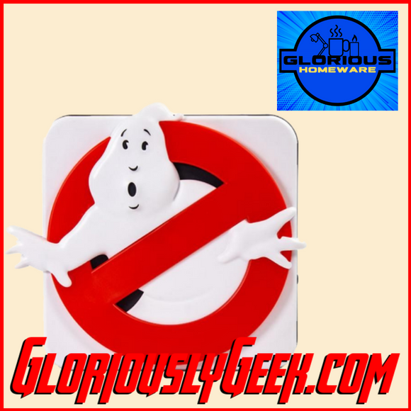 Home - Ghostbusters - 3D Wall Light