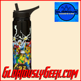 Home - Marvel - X-Men Metal Water Bottle