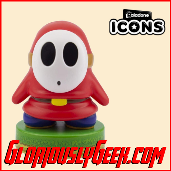 Collectables - Icons Lights - Super Mario - Shy Guy #008