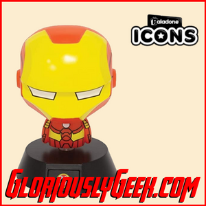 Collectables - Icons Lights - Marvel - Iron Man #001