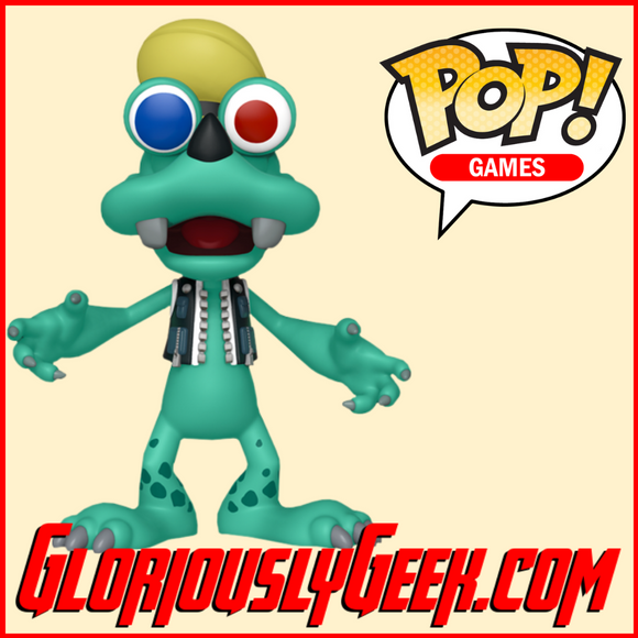 Funko - Games Pop! Vinyl - Kingdom Hearts 3 Goofy #409 (Monsters Inc) - Gloriously Geek