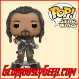 Funko - Star Wars Rogue One Pop! Vinyl - Baze Malbus #141 - Gloriously Geek