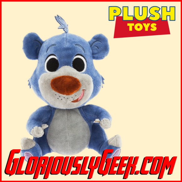 Plush Toy - Disney - Furrytale Friends - Baloo - Gloriously Geek