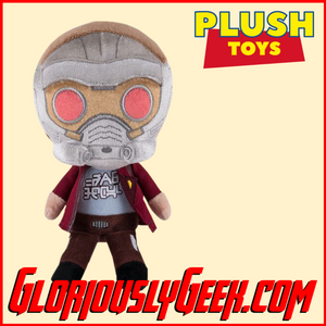 Plush Toy - Funko - Marvel Heroes - Star lord - Gloriously Geek