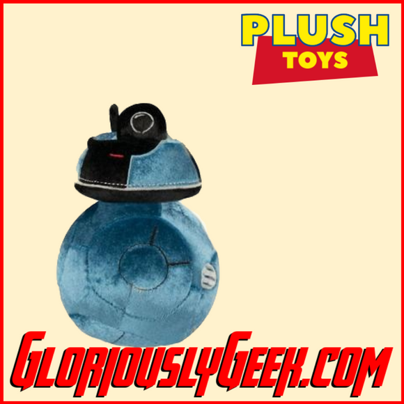 Plush Toy - Funko Galactic Plushies - Star Wars Resistance BB Unit - Gloriously Geek
