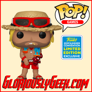 Funko - Games Pop! Vinyl - Overwatch - McCree #516 (Sumner Con 19) - Gloriously Geek