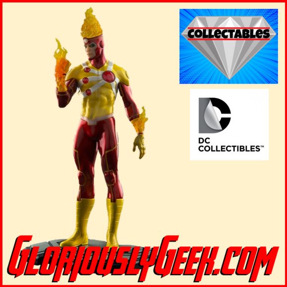 Collectables - DC Comic Icons - Firestorm - Gloriously Geek