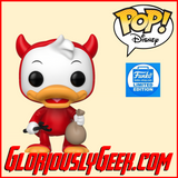 Funko - Disney Pop! Vinyl - Huey #606 (Halloween Exclusive) - Gloriously Geek