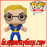 Funko - Games Pop! Vinyl - Fallout - Nerd Rage #373 - Gloriously Geek