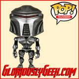 Funko - TV Pop! Vinyl - Battlestar Galactica - Cylon Centurion #257 - Gloriously Geek
