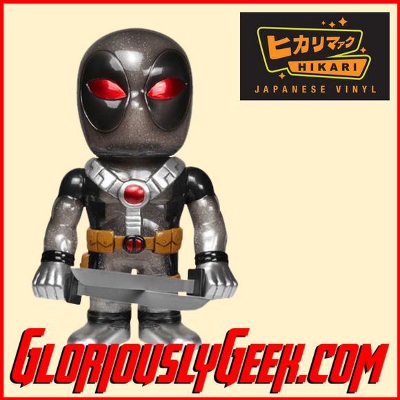 Funko - Hikari Japanese Vinyl - Marvel - Deadpool X-Force (1 of 1000) - Gloriously Geek