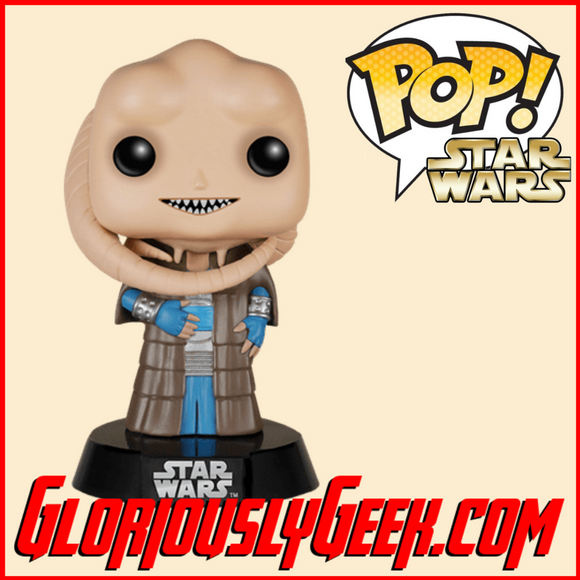 Funko - Star Wars Pop! Vinyl - Bib Fortuna #53 - Gloriously Geek