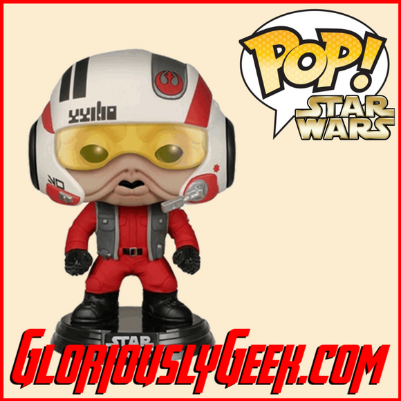 Funko - Star Wars Pop! Vinyl - Nien Nunb #88 (Exclusive) - Gloriously Geek