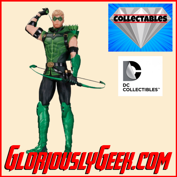 Collectables - DC Comic Icons - Green Arrow