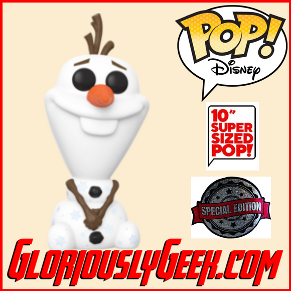 Funko - Disney Pop! Vinyl - Frozen 2 - Olaf #583 (10