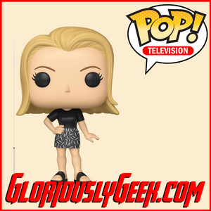 Funko - TV Pop! Vinyl - Dawson Creek - Jen Lindley #886 - Gloriously Geek