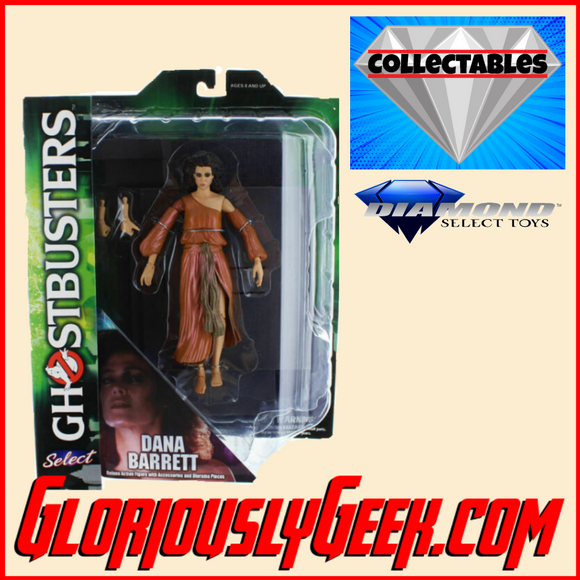 Collectables - Diamond Select Toys - Ghostbusters - Dana Barrett - Gloriously Geek