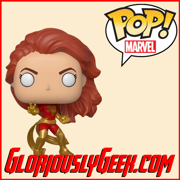 Funko - Marvel Pop! Vinyl - X-Men - Dark Phoenix #422 - Gloriously Geek