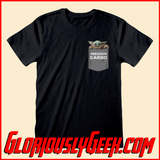 T-Shirt - Star Wars - The Mandalorian - Precious Cargo - Gloriously Geek