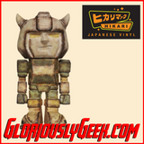 Funko - Hikari Japanese Vinyl - Transformers - Bumble Bee Distressed (1 of 1000) - Gloriously Geek