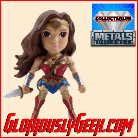 Collectables - Metals Die Cast - DC Comics - Wonder Woman #M7