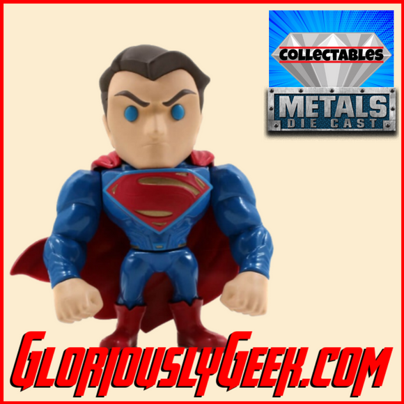 Collectables - Metals Die Cast - DC Comics - Superman #M6