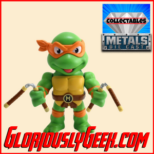 Collectables - Metals Die Cast - Teenage Mutant Ninja Turtles - Michaelangelo #M19