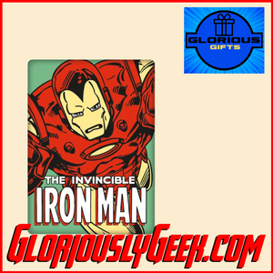 Gifts - Marvel - Iron Man Magnet