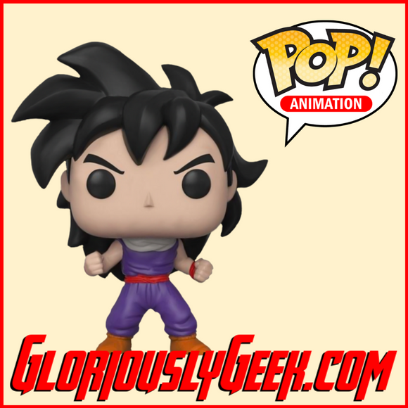 Funko - Animation Pop! Vinyl - Dragon Ball Z - Gohan (Training outfit) #383 - Gloriously Geek