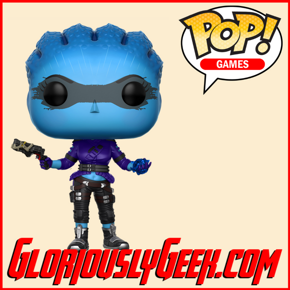 Funko - Games Pop! Vinyl - Mass Effect Andromeda - Peebee with Gun #194