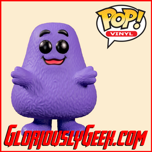 Funko - Ad Icon Pop! Vinyl - McDonald's - Grimace #86