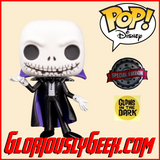 Funko - Disney Pop! Vinyl - The Nightmare Before Christmas - Vampire Jack (GITD) #598
