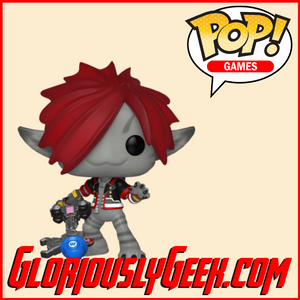 Funko - Games Pop! Vinyl - Kingdom Hearts - Sora Monster's Inc #408