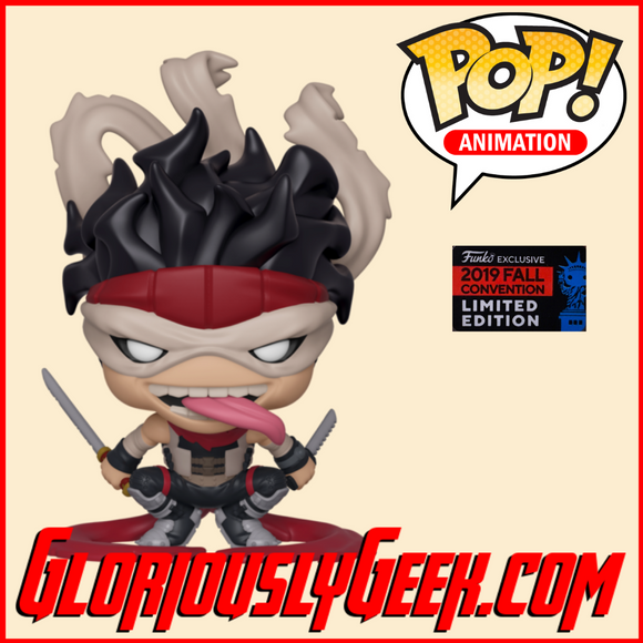 Funko - Animation Pop! Vinyl - My Hero Academia - Hero Killer Stain #636