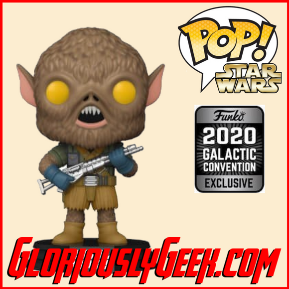 Funko - Star Wars Pop! Vinyl - Concept Series - Chewbacca #387