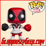 Funko - Marvel Pop! Vinyl - Deadpool (Cheerleader) #325