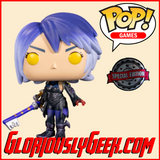 Funko - Games Pop! Vinyl - Kingdom Hearts - Dark Aqua #625