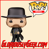 Funko - Movie Pop! Vinyl - Tombstone - Wyatt Earp #851 - Gloriously Geek