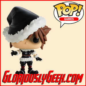 Funko - Games Pop! Vinyl - Kingdom Hearts - Sora Christmas Town #449