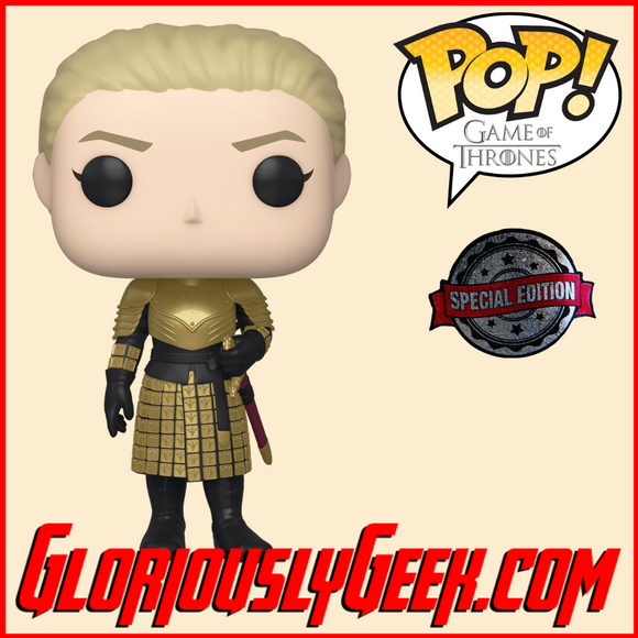 Funko - Game of Thrones Pop! Vinyl - Ser Brienne of Tarth #87