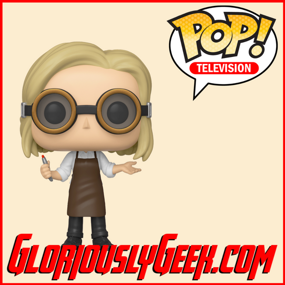 Funko - TV Pop! Vinyl - Doctor Who - Thirteenth Doctor with Goggles #899