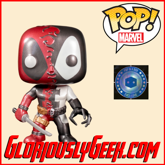 Funko - Marvel Pop! Vinyl - Marvel - Deadpool / Venom #237 (Exclusive)
